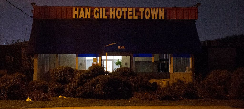 Federal prosecutors say prostitution and drug dealing are two of the reasons they raided and shut down the Han Gil Hotel Town on Thursday.