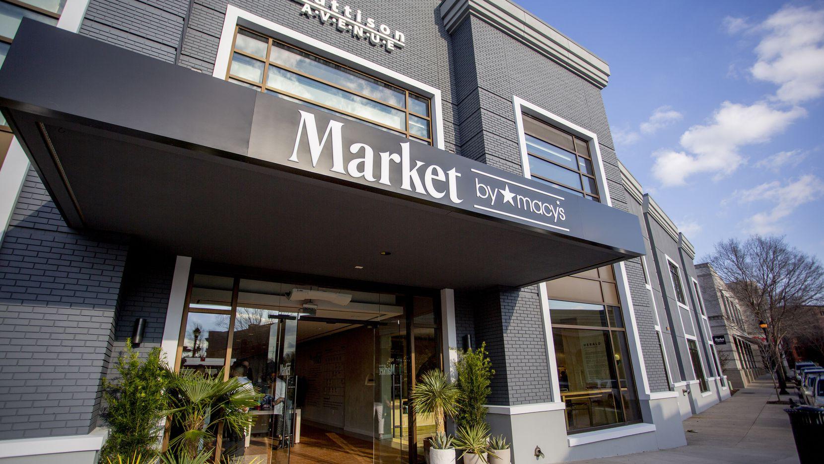 Market by Macy's opened in February in Southlake.