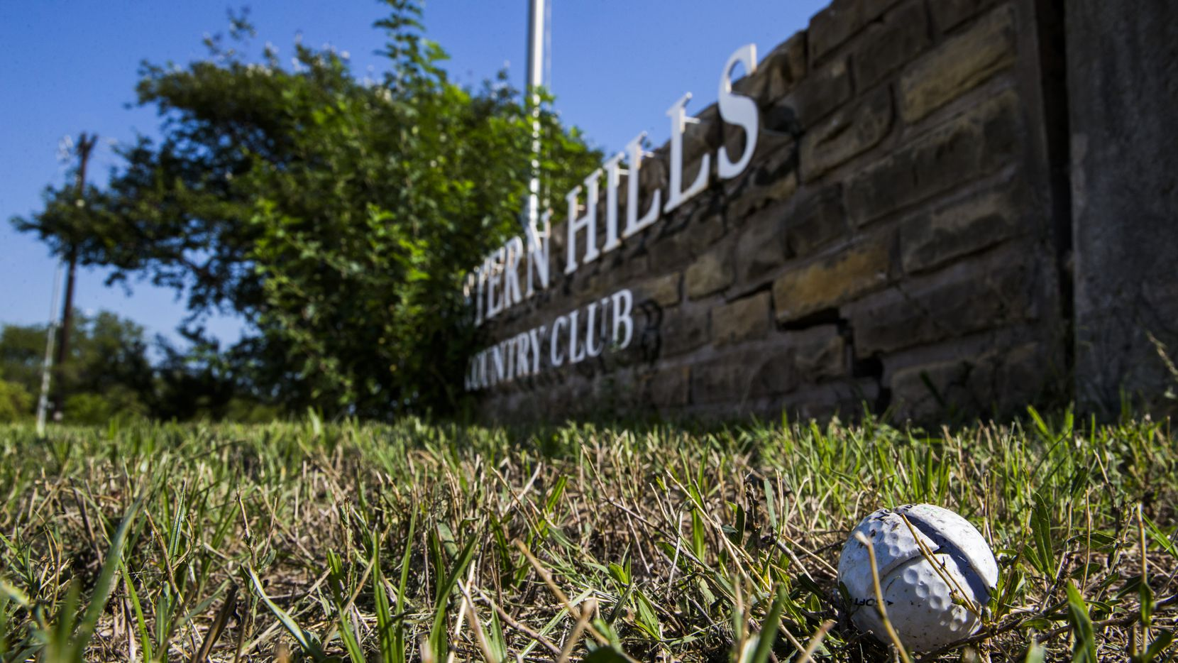 Garland's Eastern Hills Country Club closed in 2014.