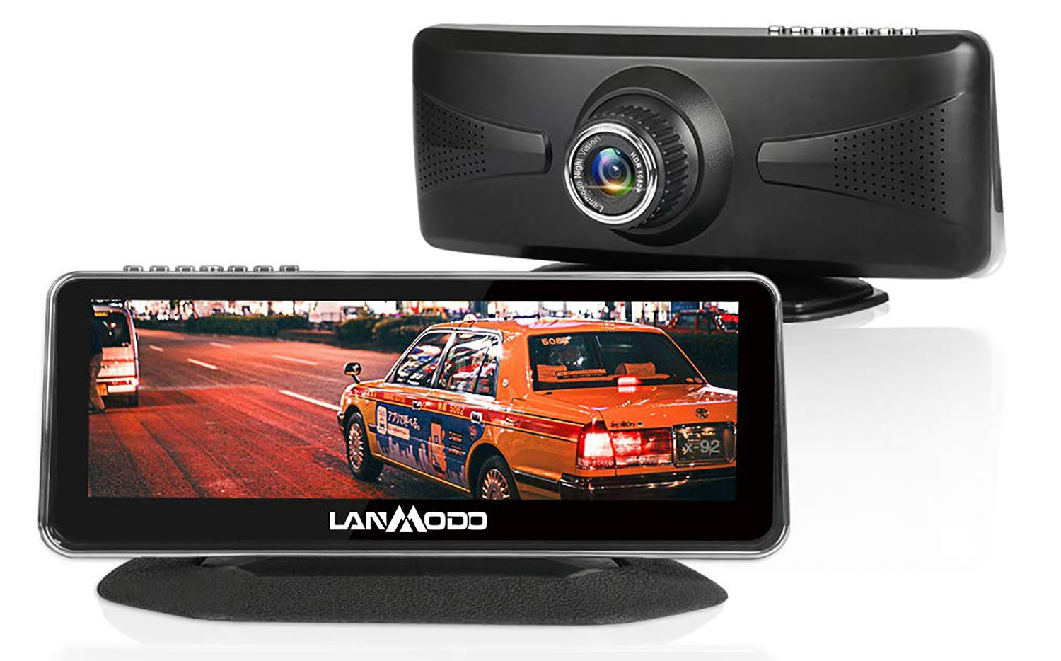 Lanmodo Vast Automotive Night Vision Camera