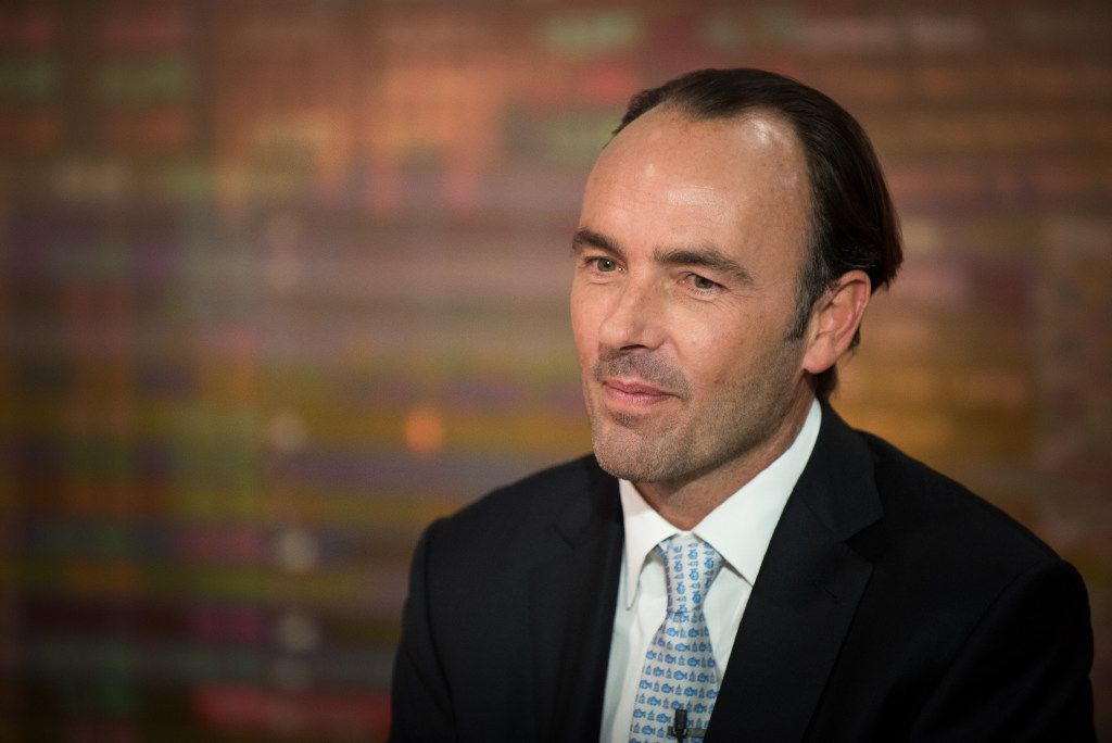 Kyle Bass, founder of Dallas-based Hayman Capital Management, is known for his contrarian market plays.