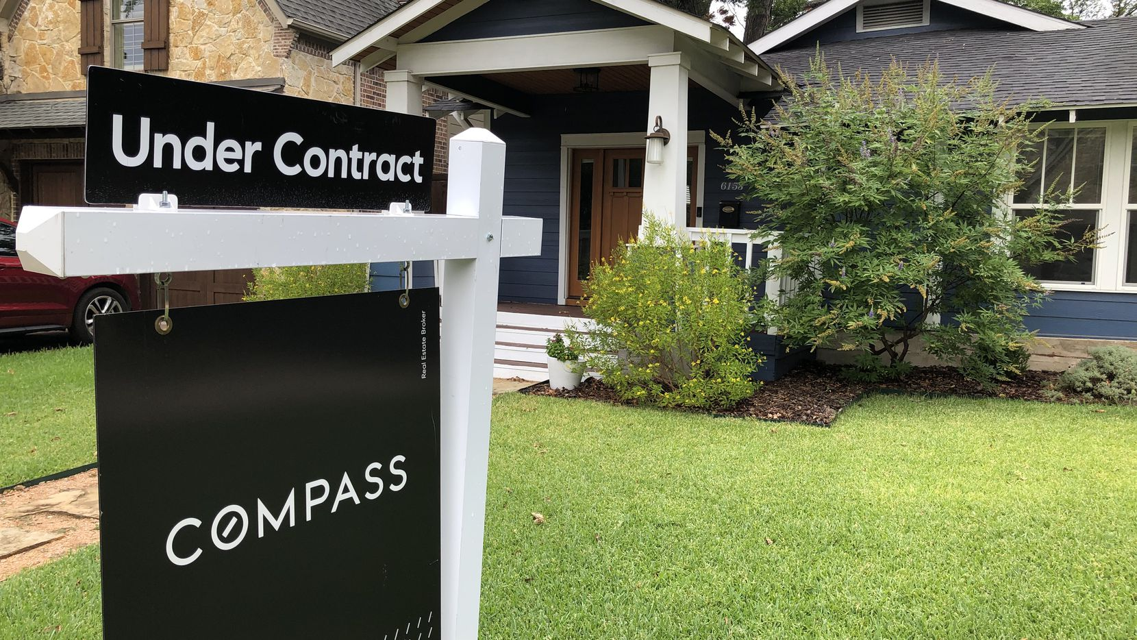 Dallas area home prices rose by almost 10.7% in March, according to CoreLogic.
