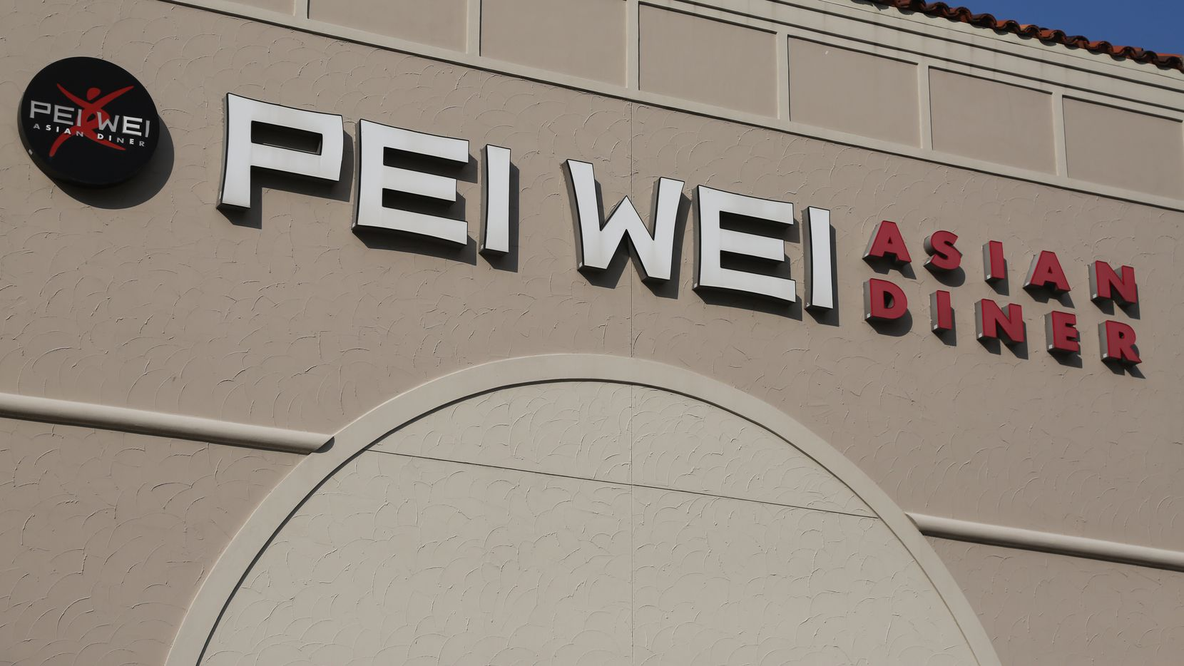 Exterior of the Pei Wei Asian Diner at Uptown Plaza on McKinney Ave in Dallas photographed Tuesday August 7, 2017 (Ron Baselice/The Dallas Morning News)