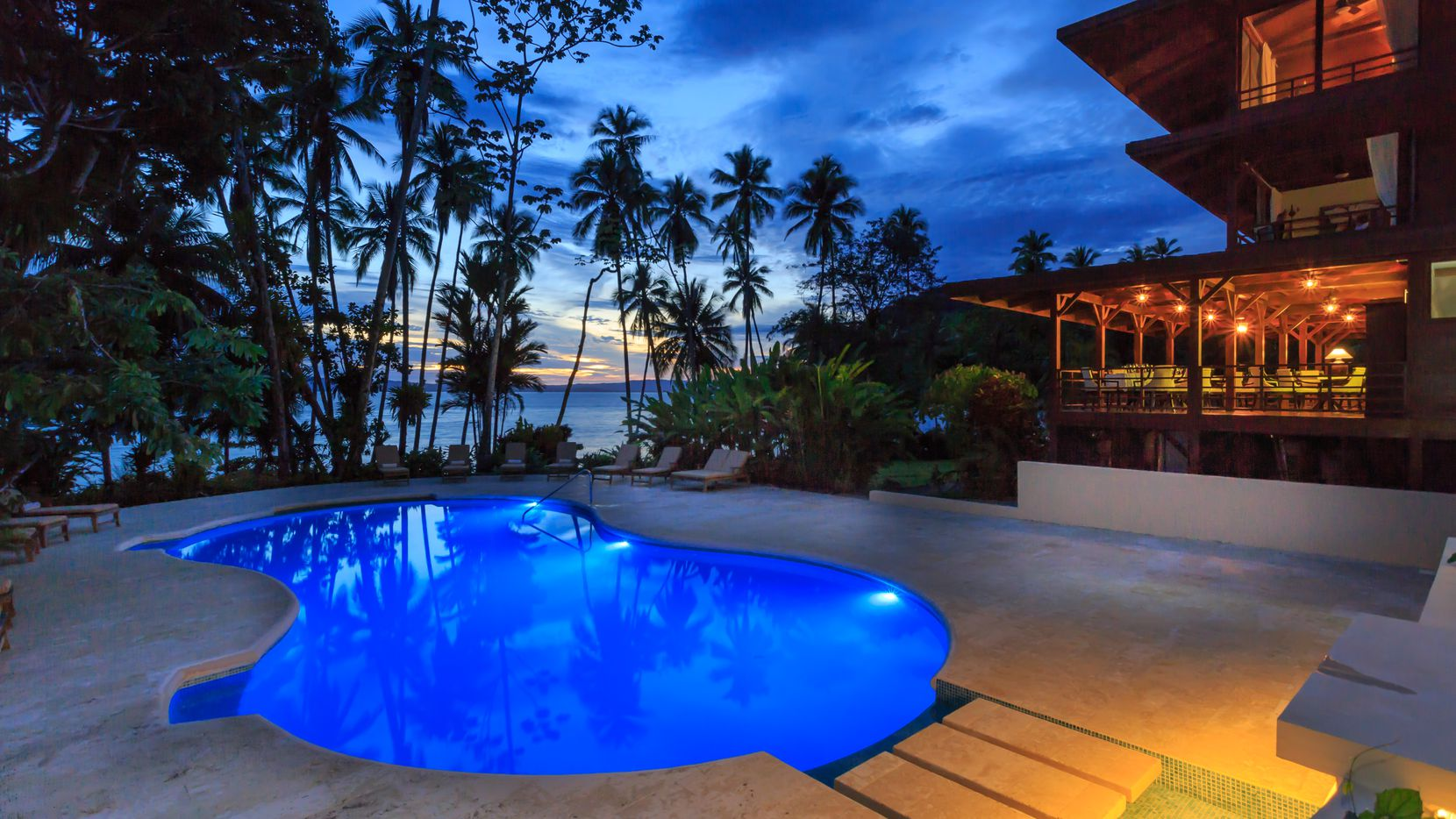 Sustainability and conservation are the watchwords at Playa Cativo Lodge, a gem on Costa Rica's Osa Peninsula.