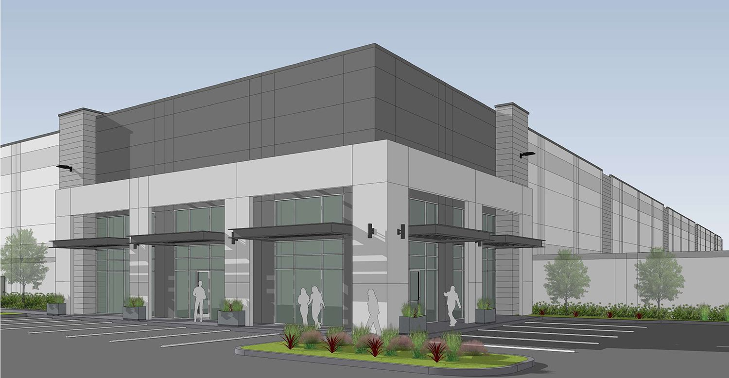 Mesquite's city council just approved the 22-acre business park.