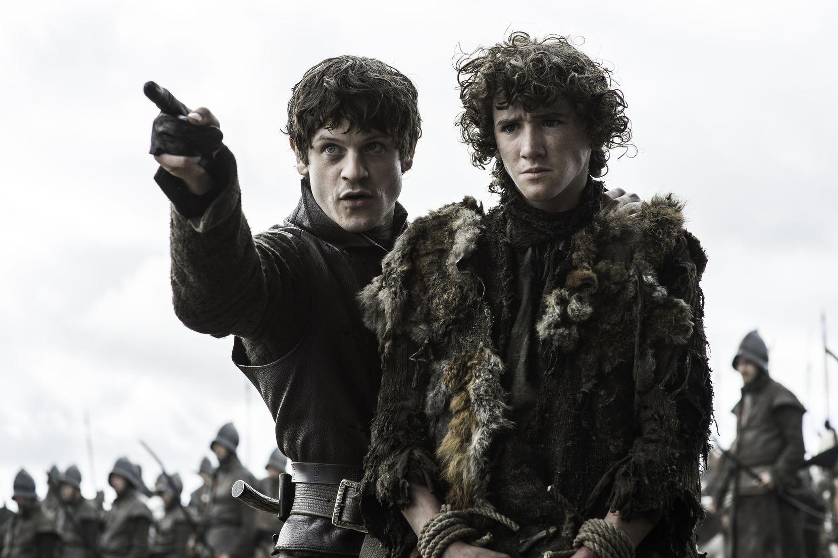 Ramsay tiene instrucciones para Rickon.