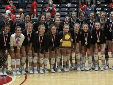 Can Lovejoy repeat as the UIL Class 5A volleyball champion in 2021?