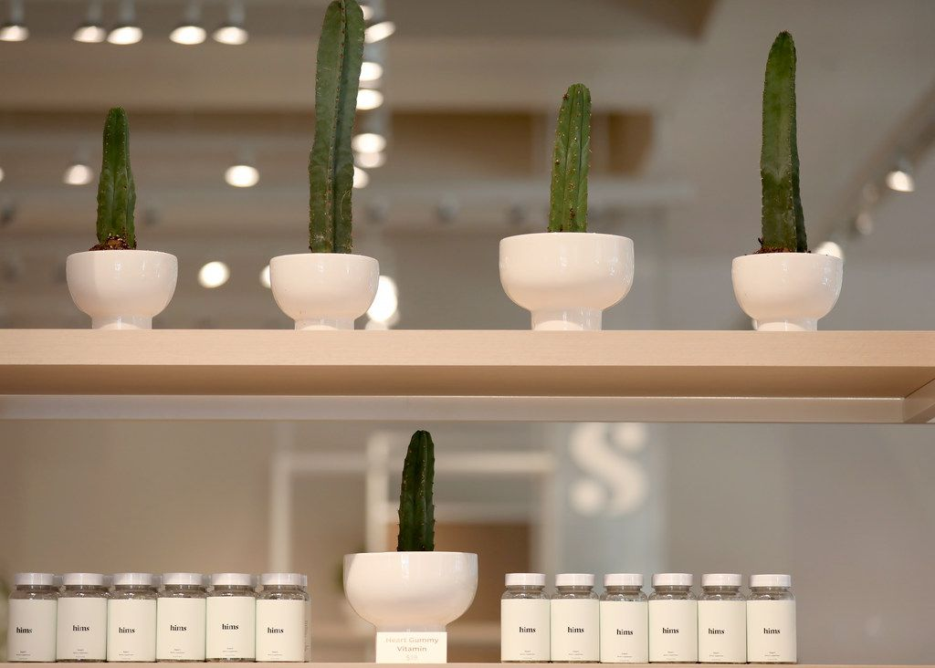 A display in Neighborhood Goods, a new concept store at Legacy West, in Plano on Nov. 16, 2018.
