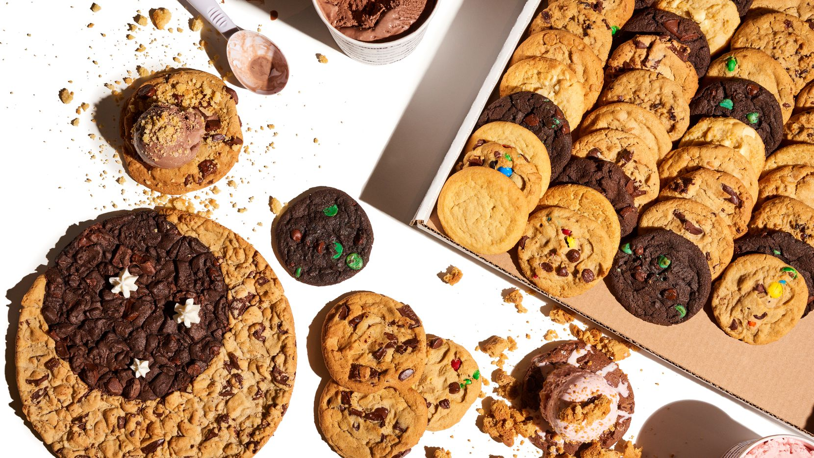 Insomnia Cookies opened in Deep Ellum on Feb. 10, 2021 and was the company's first Dallas shop. The company also has shops in Fort Worth, Denton and Dallas' Victory Park.