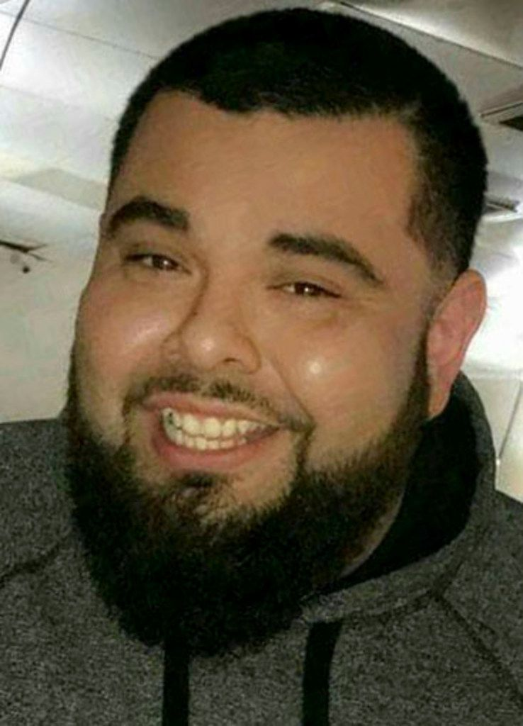 Rene Gamez, shown in a photo posted to his Facebook page, was killed during a shooting at an apartment complex in Richardson on Feb. 7, 2018.