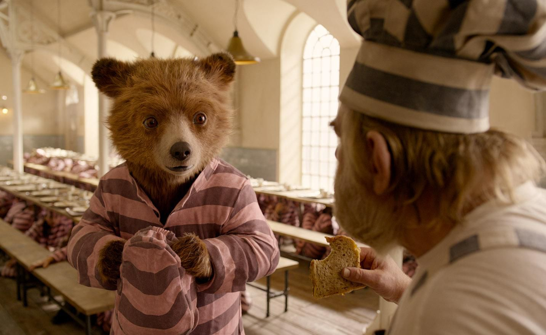 """El actor Ben Whishaw le da vida al osito protagonista de """"Paddington 2"""".(FOTOS: WARNER BROS PICTURES)"""