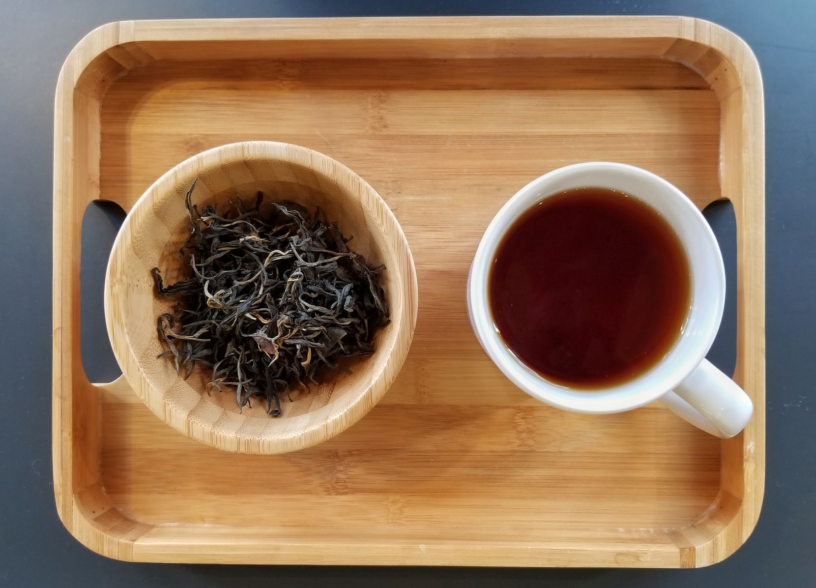 Rakkasan Tea Co. in Dallas has imported rare teas from Myanmar.