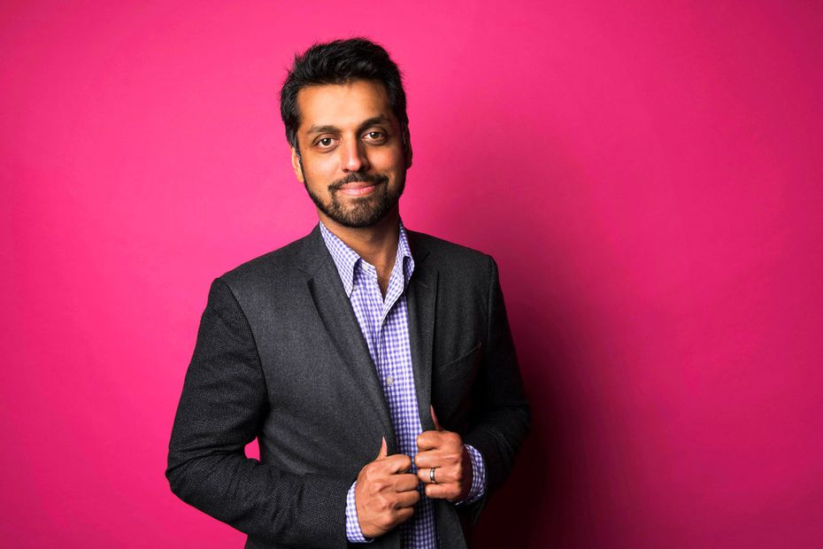 Wajahat Ali will be the keynote speaker for the Inclusive City track at the 2018 Dallas Festival of Ideas.