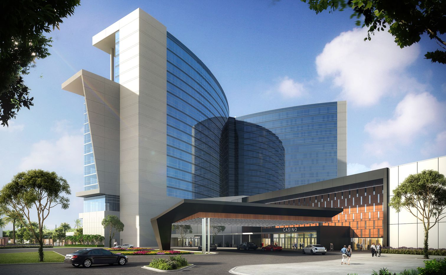 Choctaw Casino & Resort's addition will add more than 1,000 jobs.