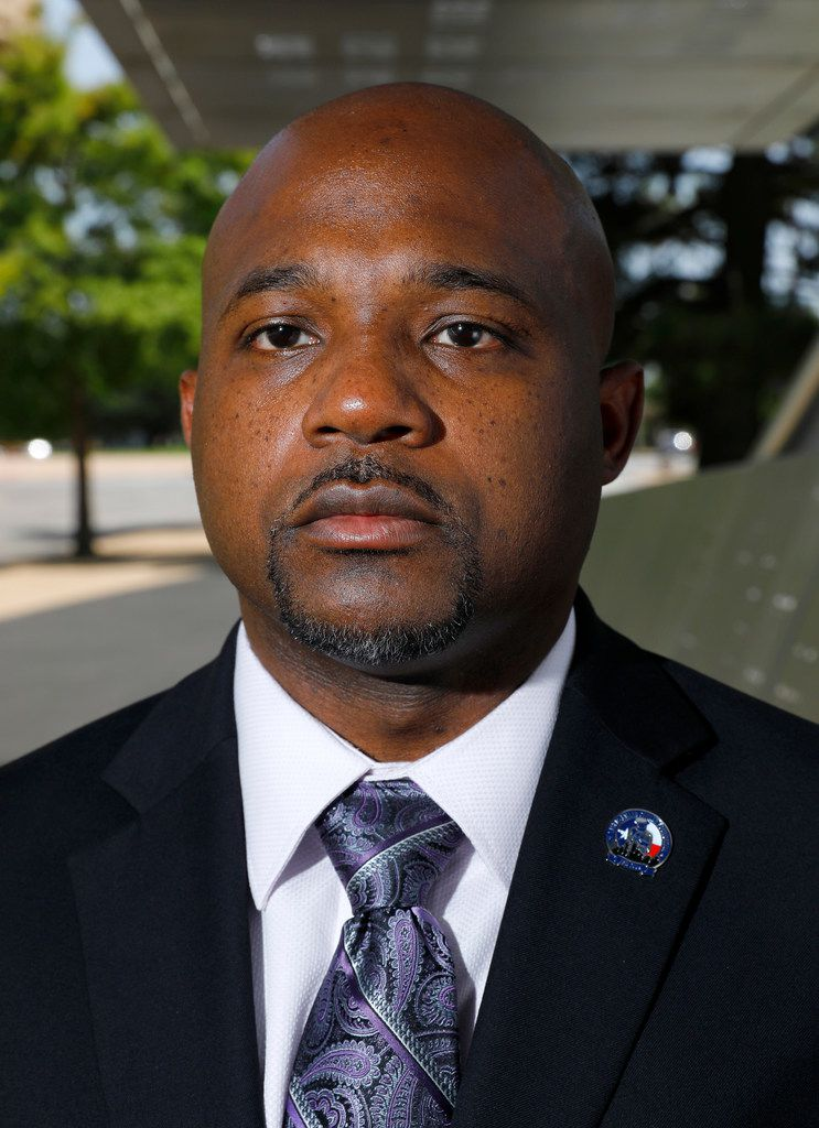Dallas Police Sgt. Demetrick Pennie