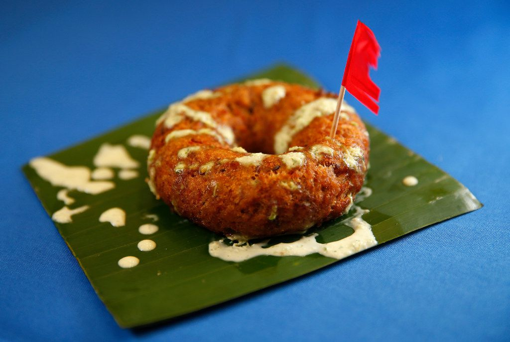 The Tamale Donut by Justin Martinez
