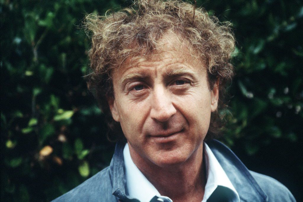 In this September 7, 1984 photo, actor and director Gene Wilder attends the 10th American Film Festival of Deauville.