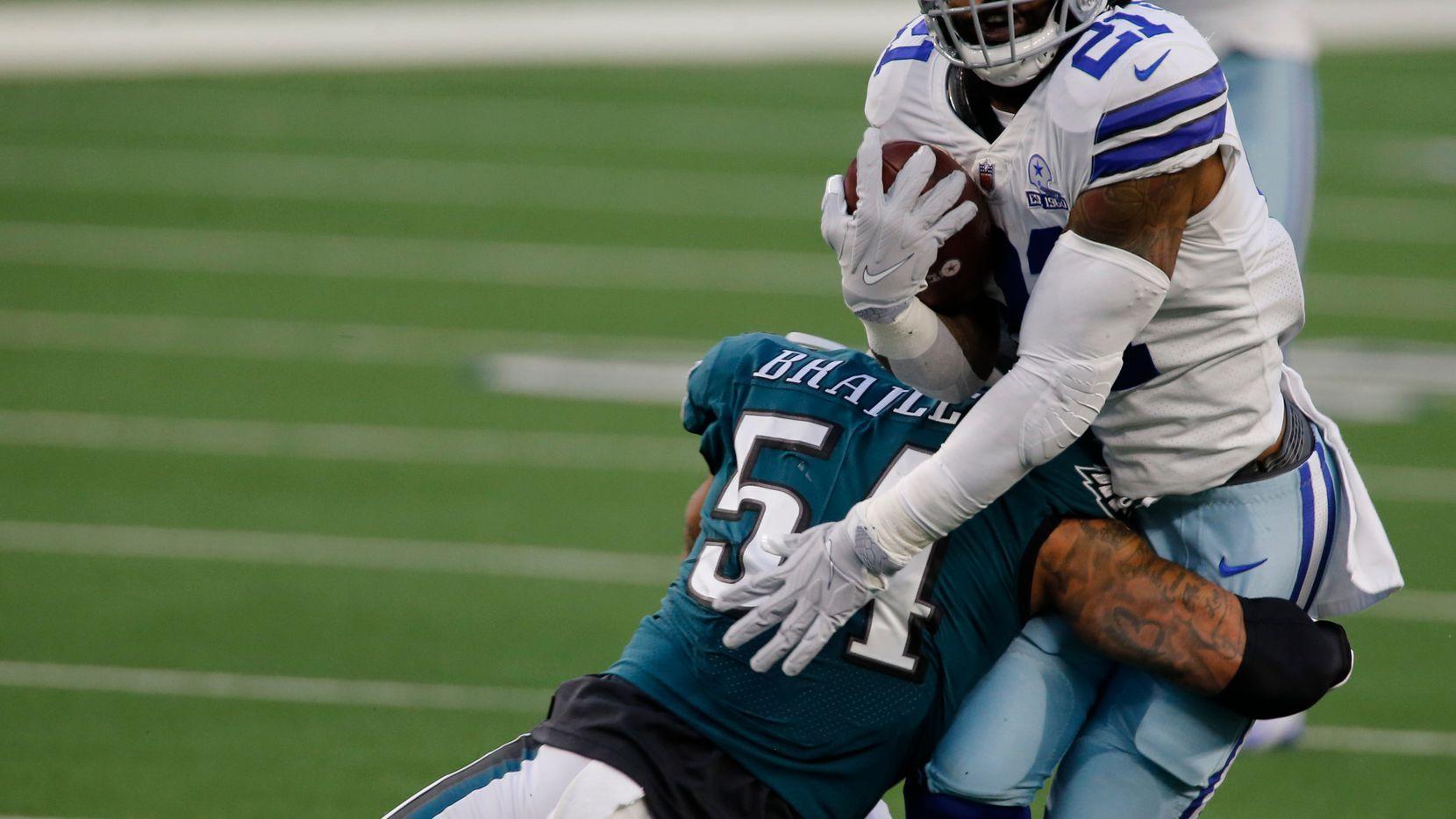 Los Cowboys de Dallas y los Eagles de Filadelfia chocarán el lunes 27 de septiembre en el AT&T Stadium de Arlington.