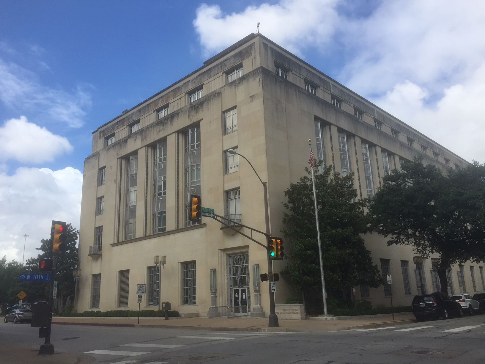 U.S. District Judge Reed O'Connor is one of only three federal judges to hear cases filed in the Fort Worth division of the Northern District of Texas.