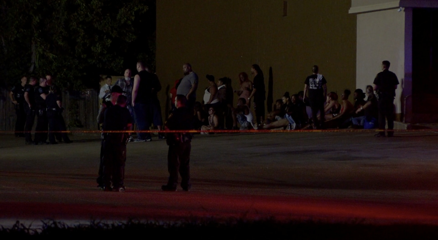 Four people were shot — one fatally — outside Corsets Cabaret in Fort Worth early Aug. 30.