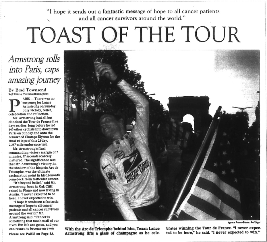 July 26, 1999 article