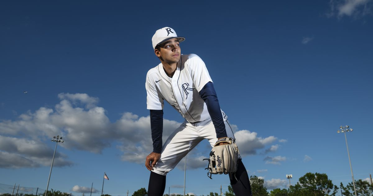 Jesuit's Jordan Lawlar appears destined to be a top 5 MLB draft pick. Will he be selected by his hometown Texas Rangers?