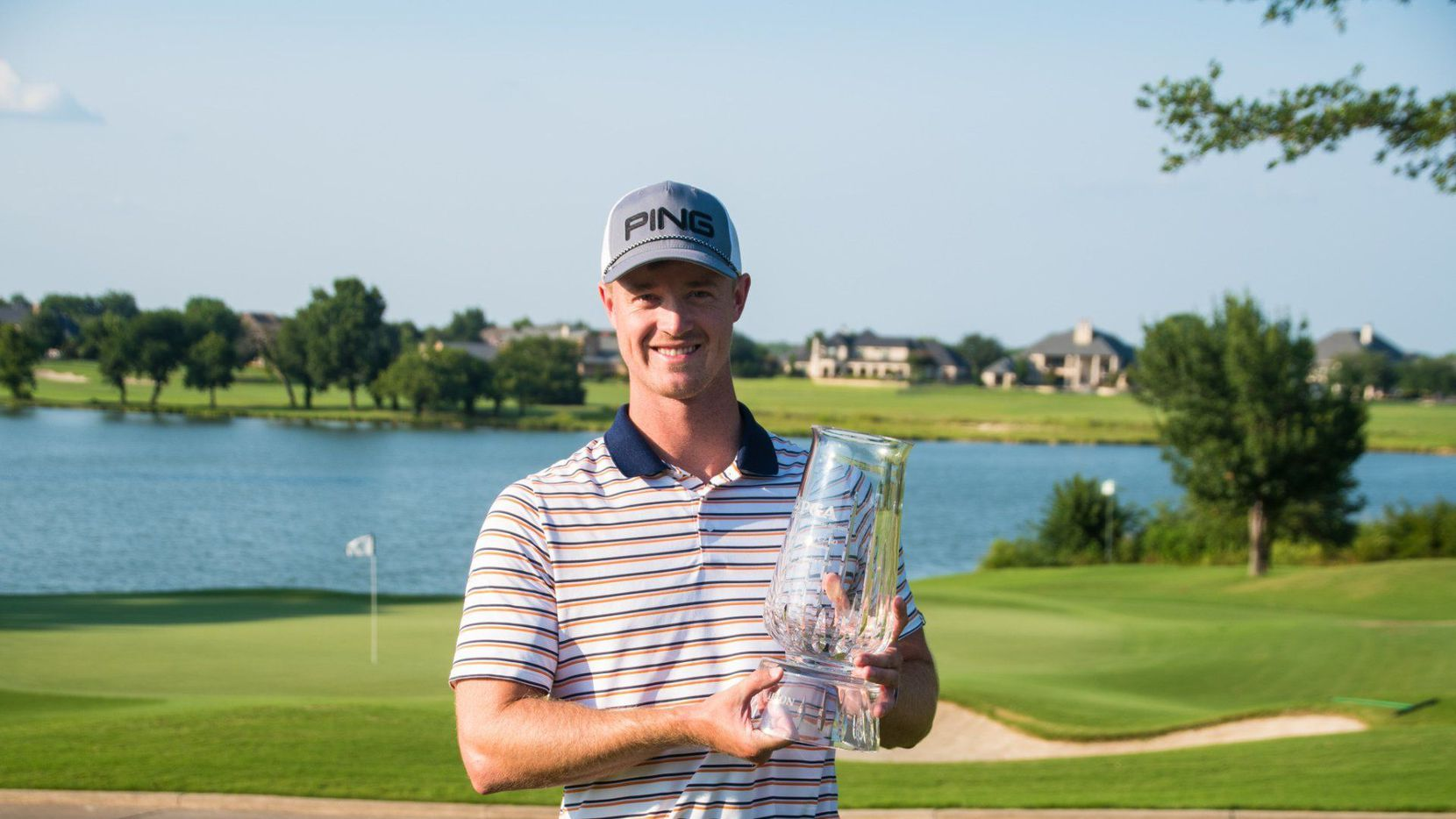 Brandon Bingaman, assistant pro at Bent Tree Country Club, won the Prize Possessions   E-Z-GO Eastern Championship hosted at Gentle Creek Country Club.  Bingaman finished the Championship at 9-under-par after rounds of 66-69-135. He has won the NTPGA's first three majors with one tournament remaining in August.