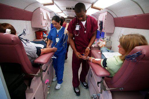 Carter Blood Care móvil estará el miércoles 8 de septiembre en la Biblioteca Central de Garland aceptando donaciones de sangre.