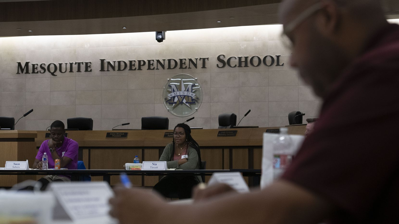 An election for two Mesquite ISD school board seats is approaching, with early voting starting next Monday.