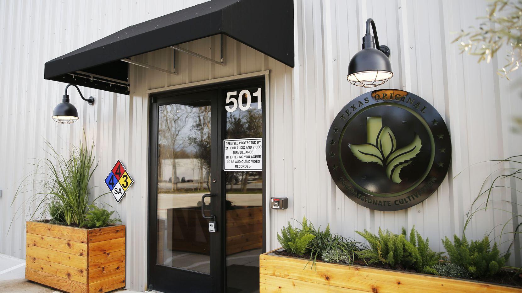 Texas' first cannabis dispensary has opened near Austin, but ... on