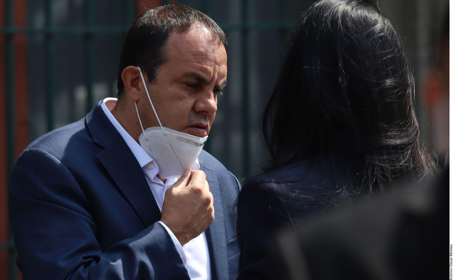 Cuauhtémoc Blanco y tres familiares fueron denunciados por ocultar el origen, propiedad y destino millonario de recursos en Morelos.