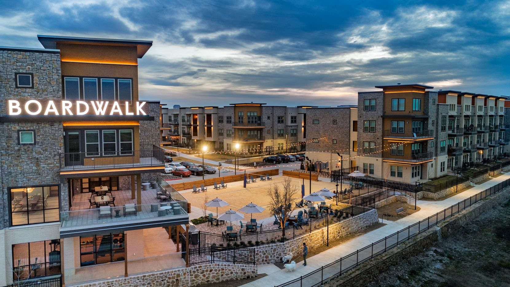JPI's Jefferson Boardwalk apartments in Farmers Branch were among the five communities sold to Lone Star Funds.