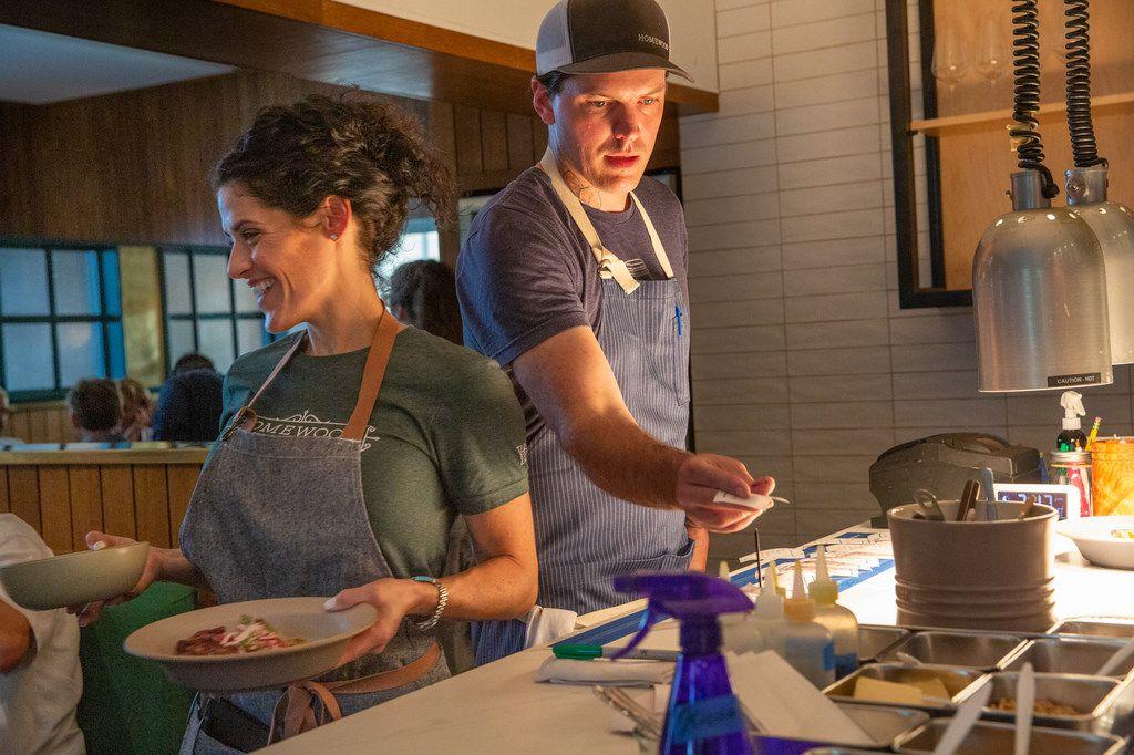 Matt McCallister, chef at Homewood restaurant in Dallas