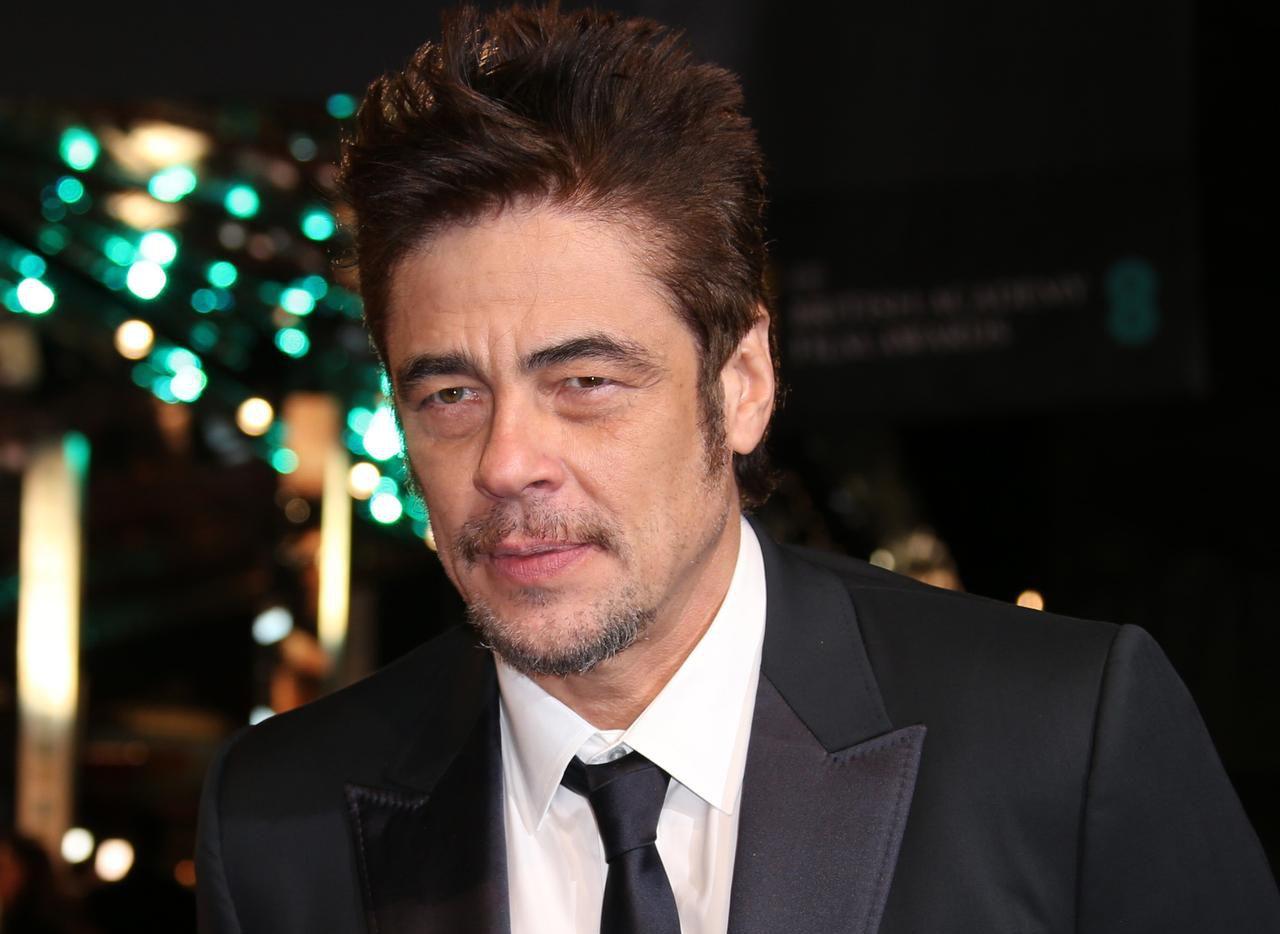 """Benicio del Toro interpretará a un villano en """"Star Wars: Episodio VIII"""". (AP/JOEL RYAN)"""
