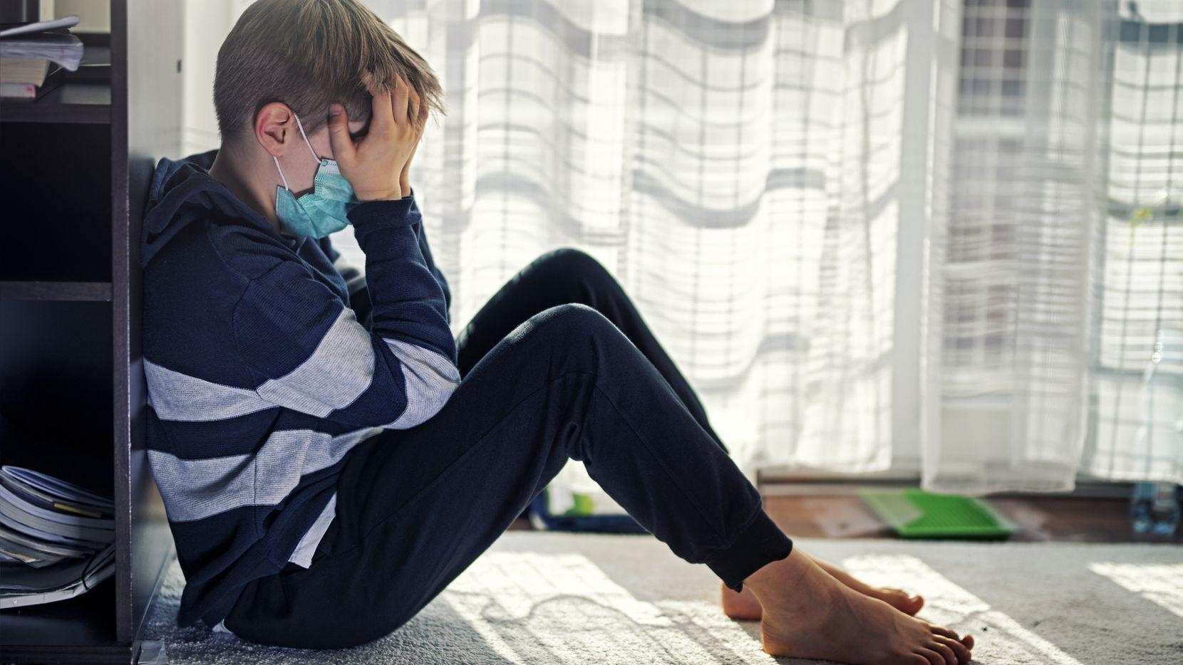 Los niños pueden desarrollar un síndrome después de haber tenido coronavirus, aunque hayan sido asintomáticos.