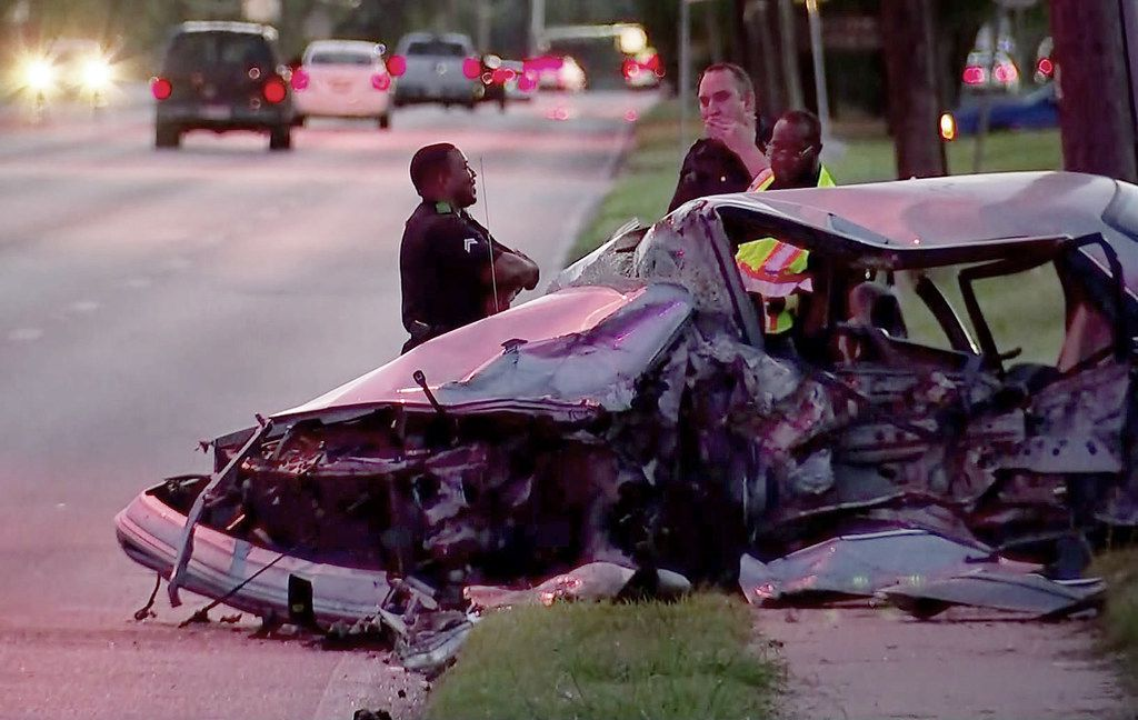 Former Dallas City Council member Carolyn Davis was killed Monday night when a suspected drunken driver slammed into her car in east Oak Cliff, police say. The driver of a Mazda Tribute was traveling east in the westbound lane of East Ledbetter Road near Sarah Zumwalt Middle School about 7:45 p.m. Monday when he struck Davis' Oldsmobile Cutlass Ciera, according to police. Davis, 57, was pronounced dead at Baylor University Medical Center at Dallas. Her 26-year-old daughter, Melissa Davis Nunn, who was a passenger in the car, was hospitalized in critical condition.