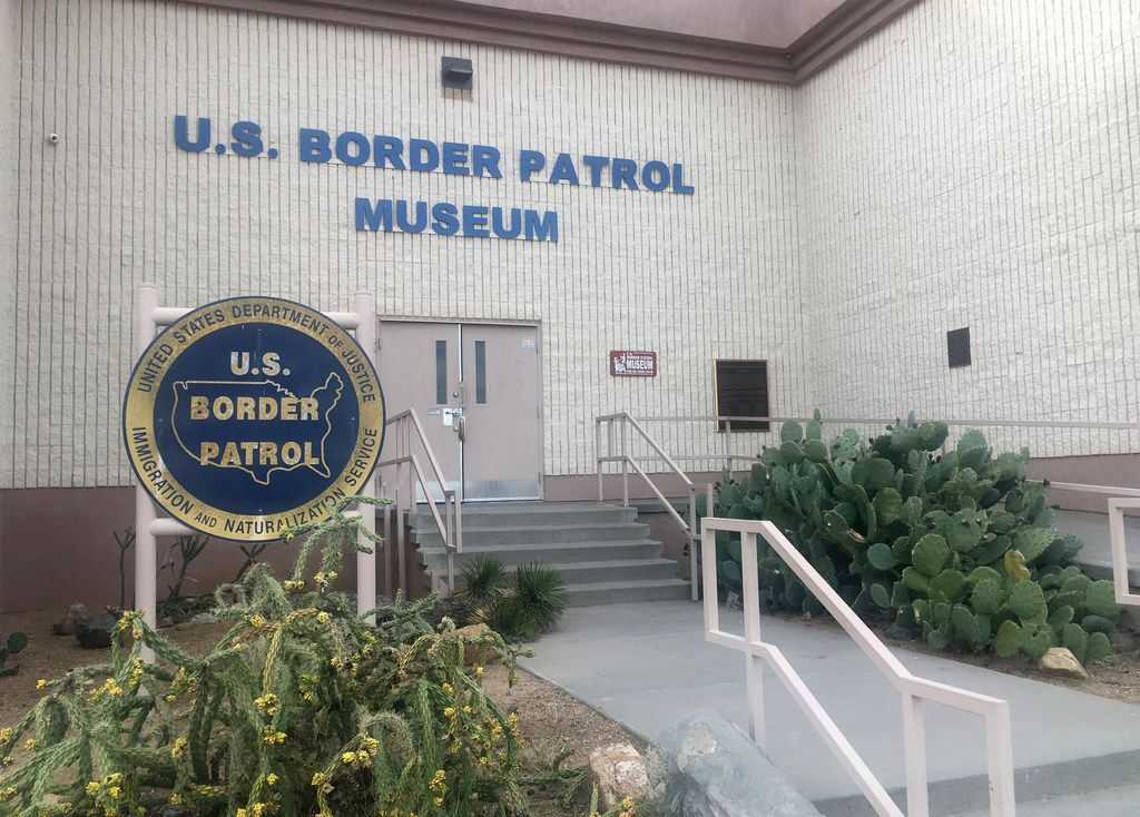 The privately funded U.S. Border Patrol Museum chronicles the evolution of the law enforcement agency.