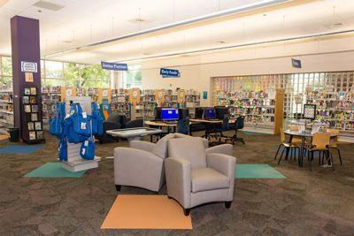 Plano's Haggard Library