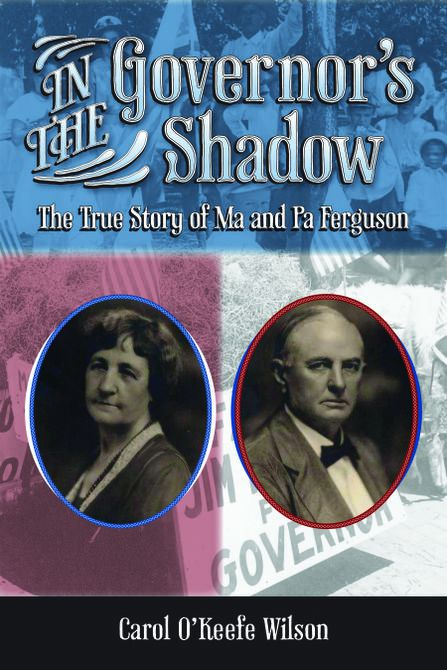 #5 Scandal enveloped the careers of a married couple who each served two terms as Texas governor.