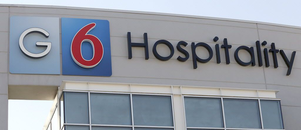 Motel 6's parent company, G6 Hospitality, is headquartered in Carrollton.