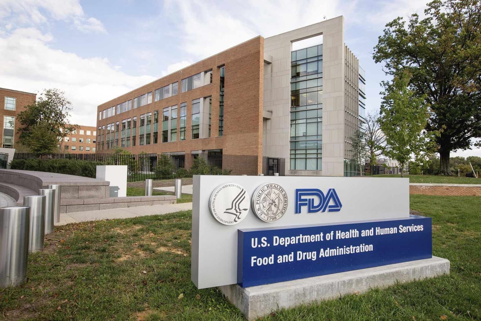The Food and Drug Administration campus in Silver Spring, Md., was the site of the meeting in June.