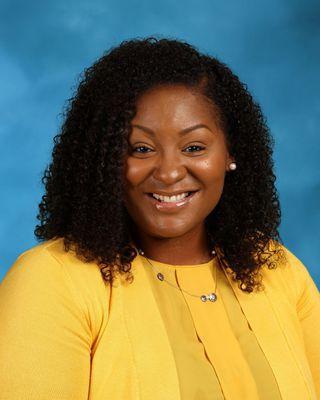 Natasha McDonald, principal of Roach Middle School in Frisco