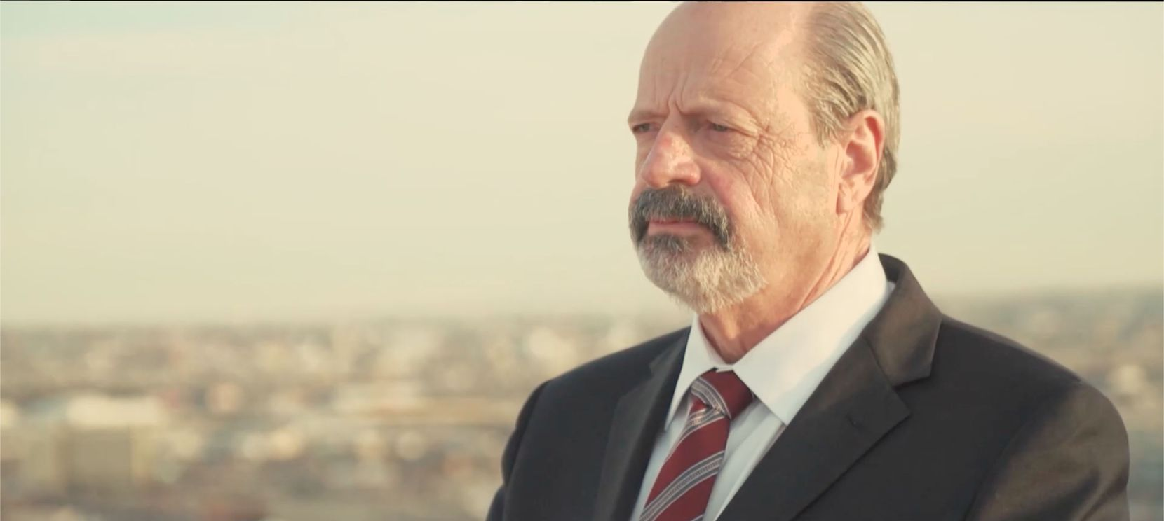 El Paso Mayor Oscar Leeser is shown in a video released by the Texas Democratic Party in response to Gov. Greg Abbott's State of the State address. El Paso Mayor Oscar Leeser, was recently elected as mayor of El Paso in November 2020, having previously served from 2013-2017. In 2020, Mayor Leeser lost both his mother and brother to COVID-19.