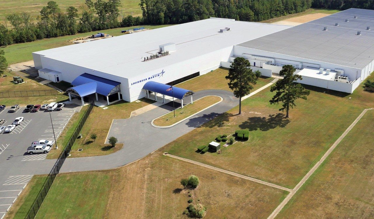 The defense contractor plans to add 326 jobs in Camden, Arkansas, by 2024.