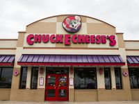 A Chuck E. Cheese location in Irving, where the chain's parent company is headquartered.