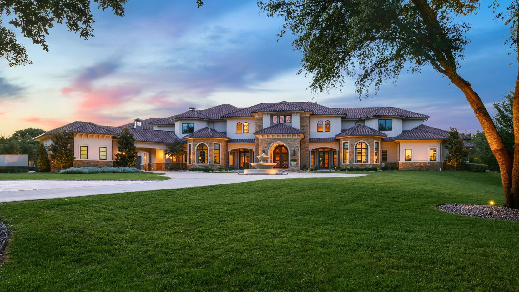Price-drop alert: Jermaine O'Neal's Southlake estate is now listed for $9.99 million by Marilyn Hoffman of Hoffman International Properties Inc.