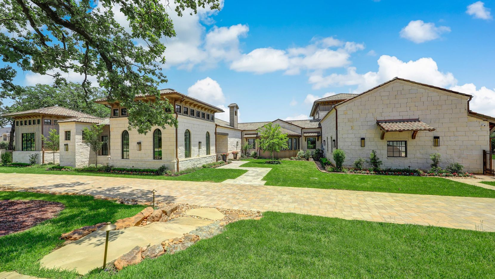 Take a look at the home at 1724 Placid Oaks Lane in Westlake.