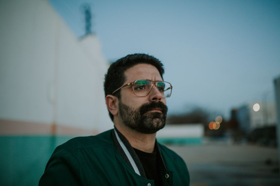 """Benjamin Villegas digs deep into the history of the El Paso music scene in """"ELPASO: A Punk Story."""""""
