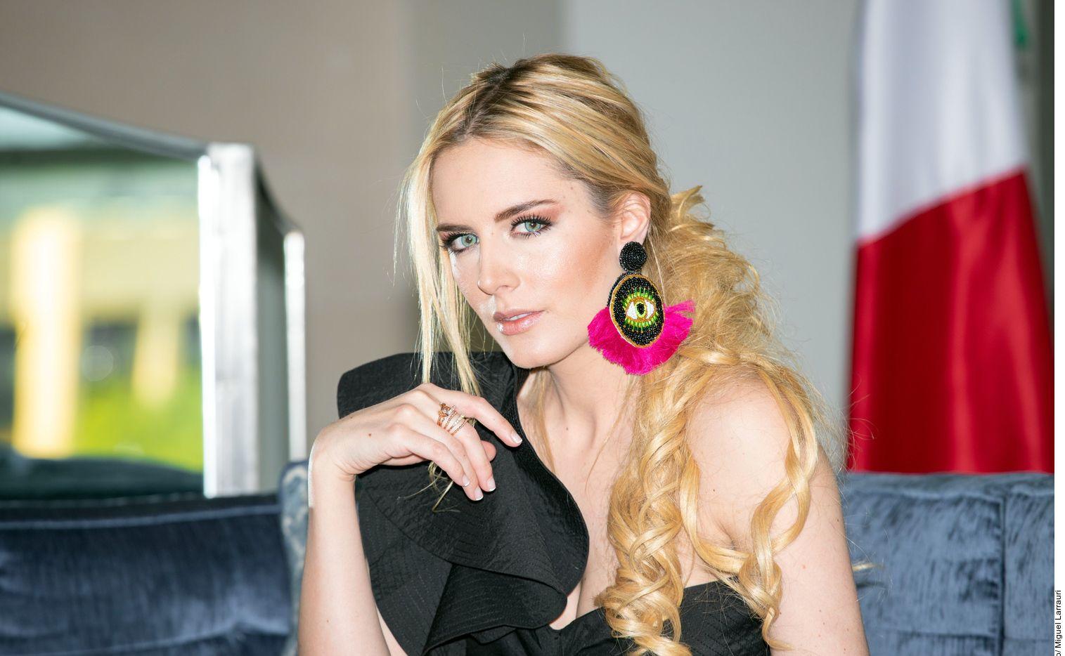 Tania Ruiz está lista para casarse con Enrique Peña Nieto