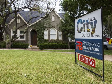 The number of homes for sale in D-FW is down more than 17% and is more than 26% lower in Austin.